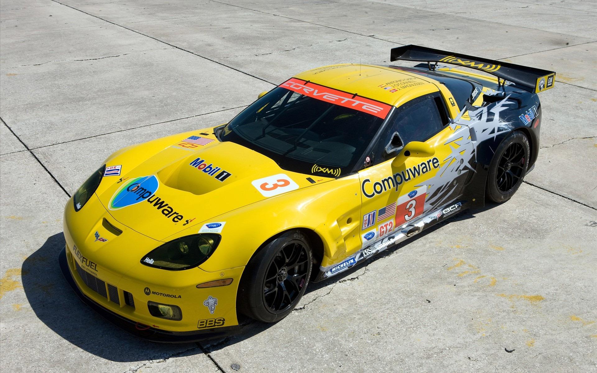 Corvette Racing wallpaper 209386 1920x1200