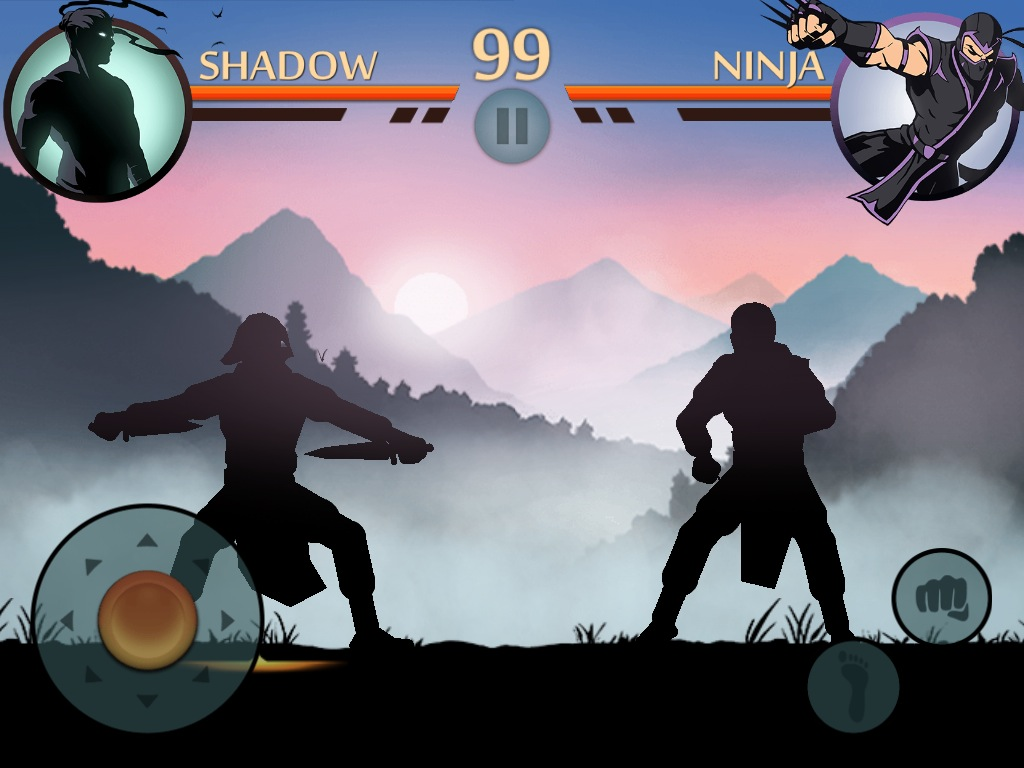 shadow fight 2 ios download