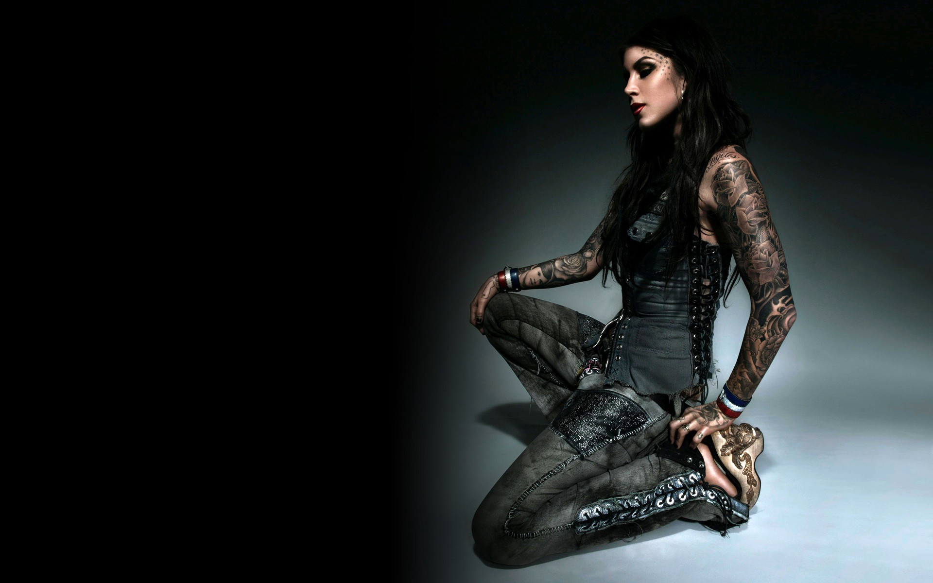 46 Tattoo Models Wallpapers On Wallpapersafari