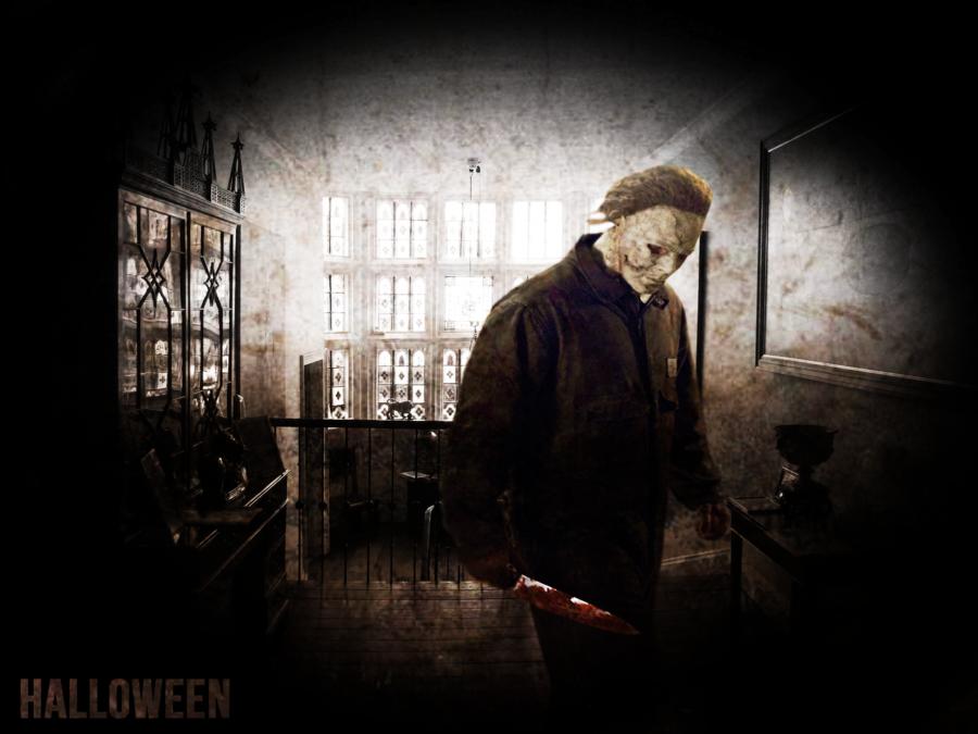 Halloween Michael Myers Iphone Wallpaper