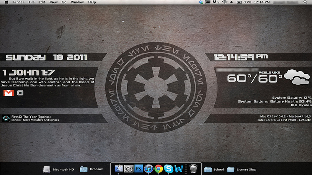 Go Back Gallery For Star Wars Imperial Logo Wallpaper 640x360