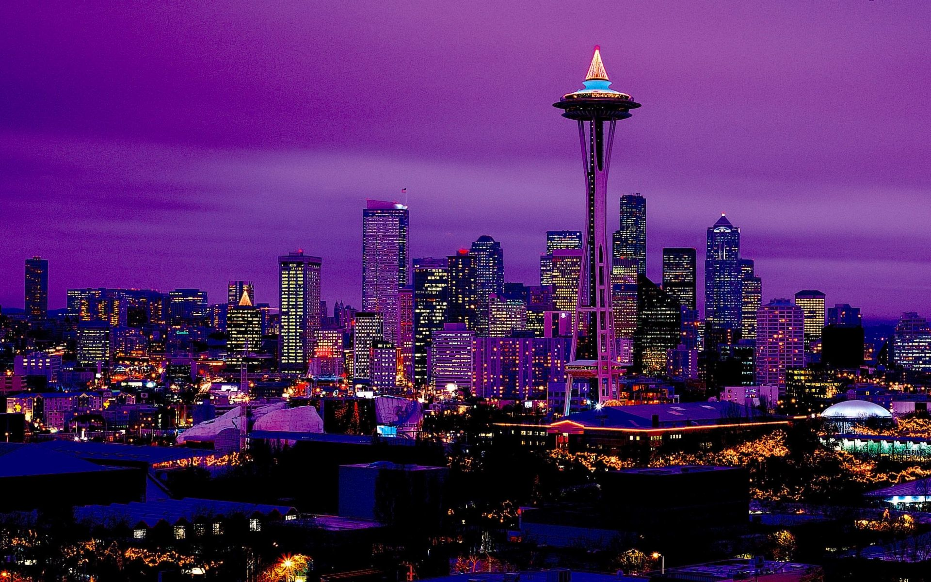 Full HD Wallpapers Night City Lights Wallpapers Pack 3 24 1920x1200
