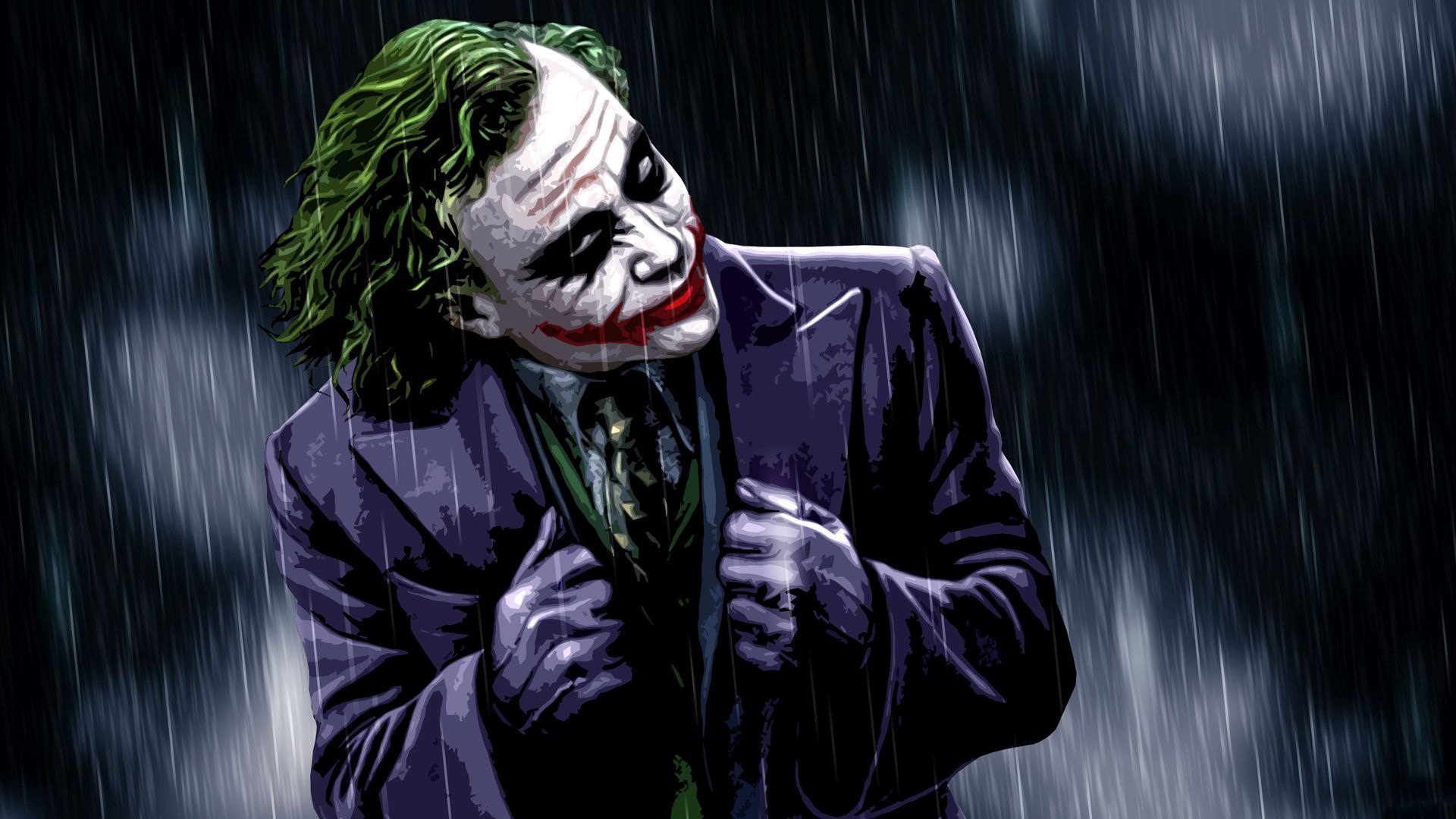 The Joker   The Dark Knight wallpaper 20415 1920x1080