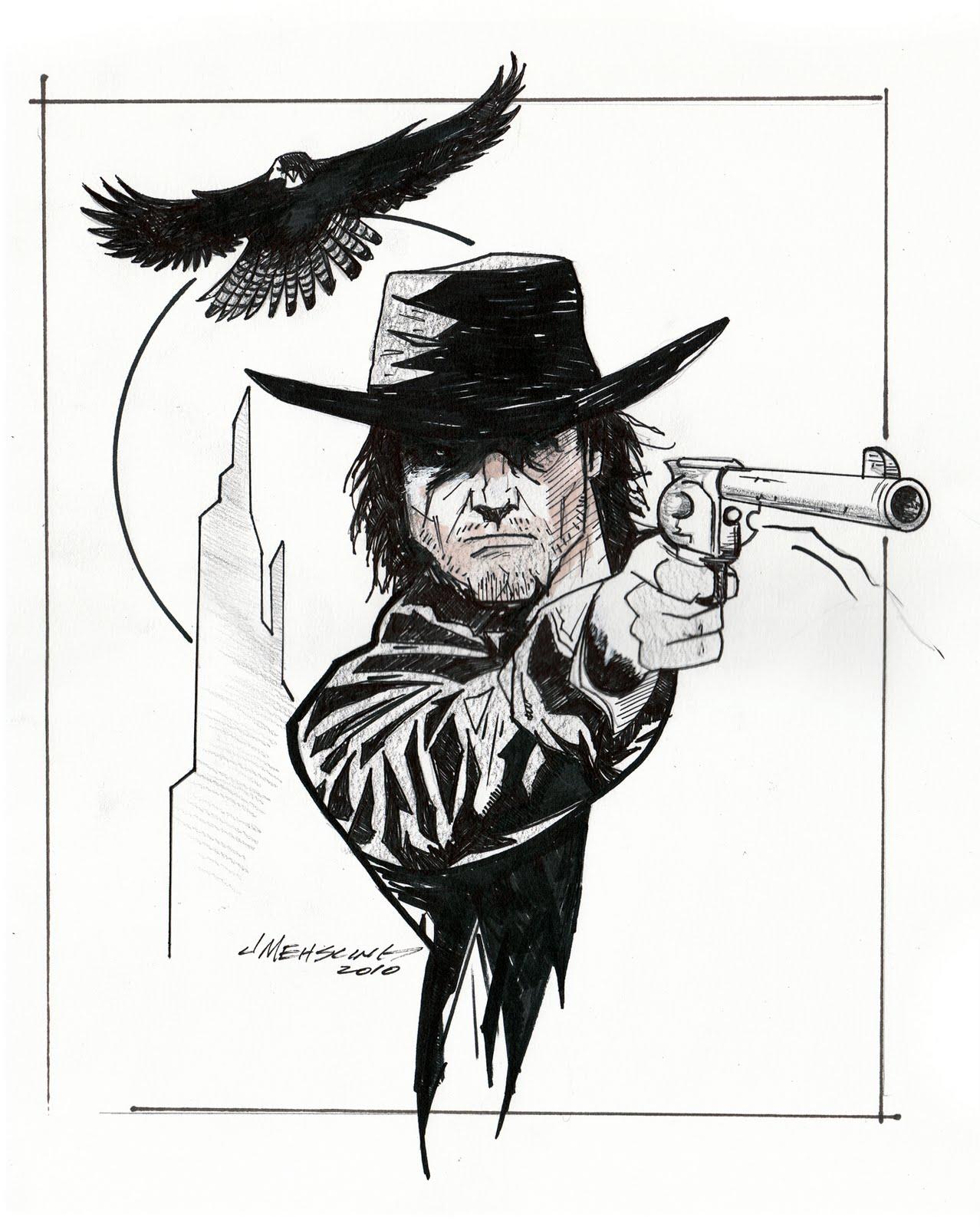 stephen king the gunslinger wallpaper wallpapersafari