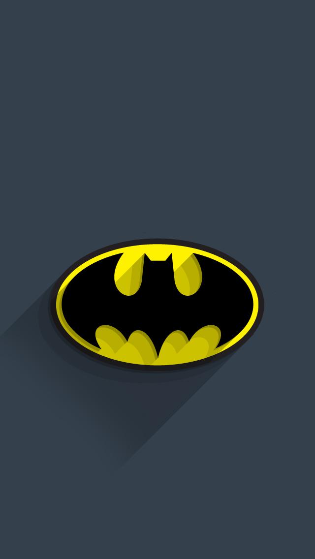 Superhero iPhone wallpapers   Bit of a Geek 640x1136