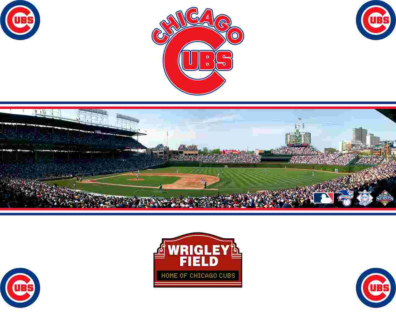 chicago cubs wallpaper   Baseball   Sport   Wallpaper Collection 1280x1024