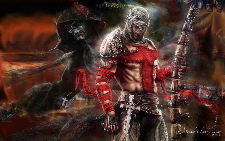Dante S Inferno Wallpaper Wallpapersafari
