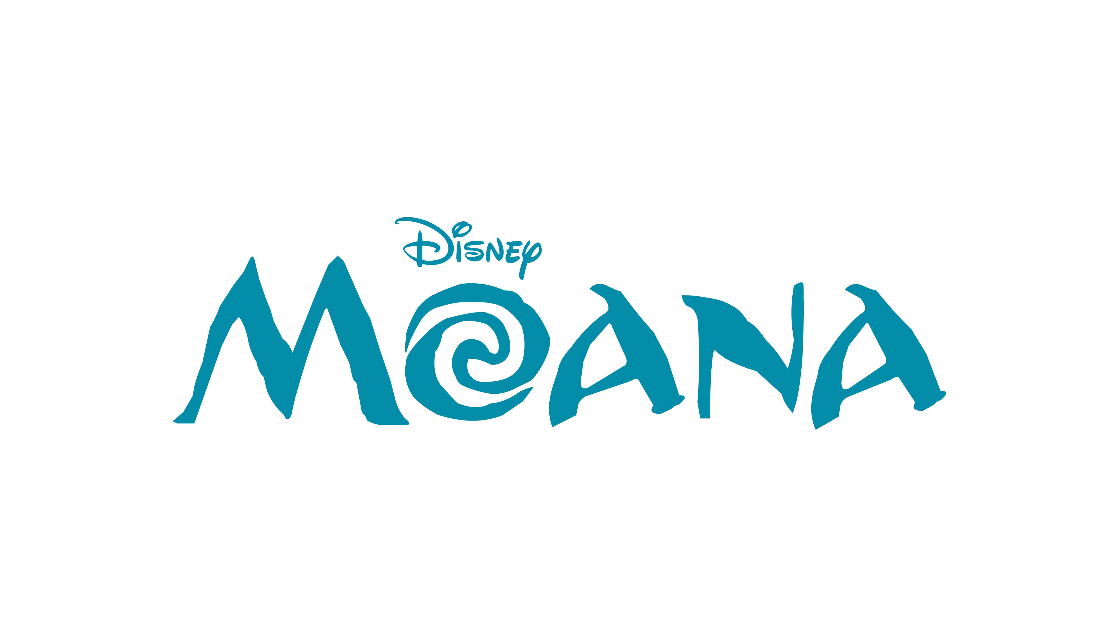 Disney Moana 4k Logo   3840x2160   4K 169 Ultra HD UHD 3840x2160