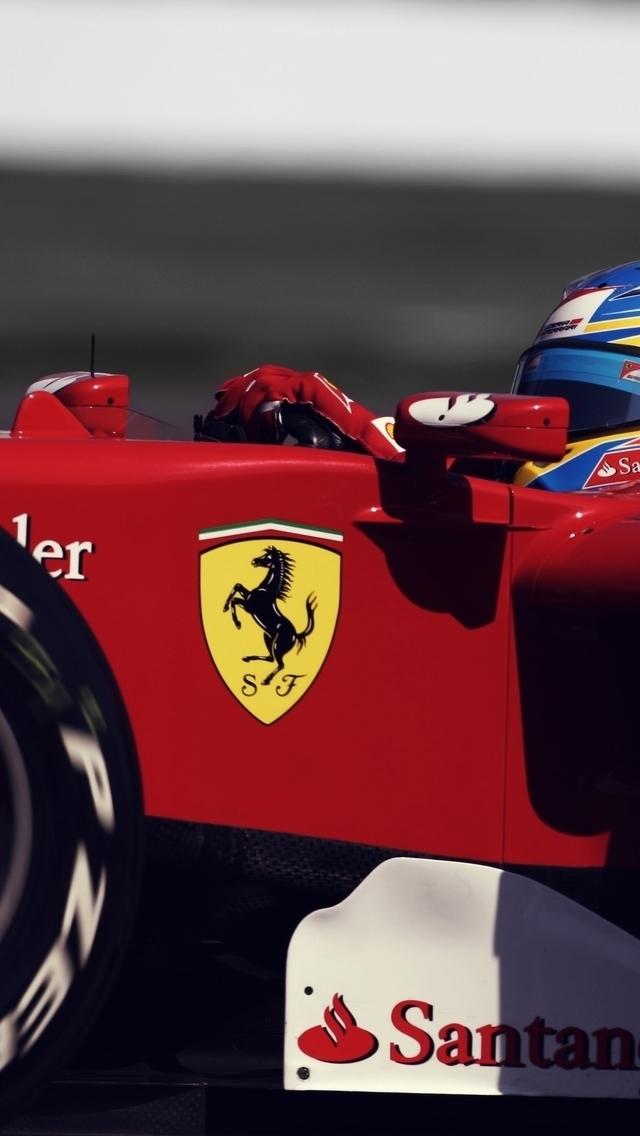 Download Ferrari F1 Hd Iphone Wallpaper Hd Iphone 5 Wallpaper