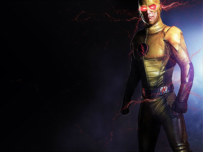 Reverse Flash   The Flash CW Wallpaper 38332872 800x600