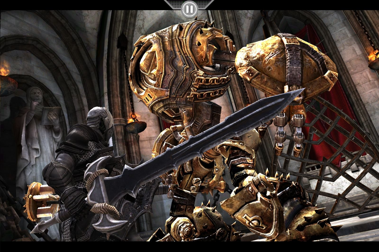 Infinity Blade 2 HD Wallpapers Backgrounds 1600x1066
