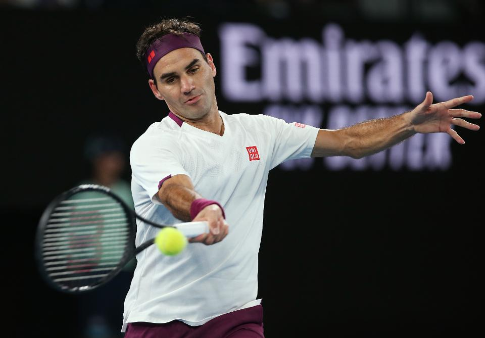 Roger Federer Moves Into Australian Open Quarterfinals As 960x669