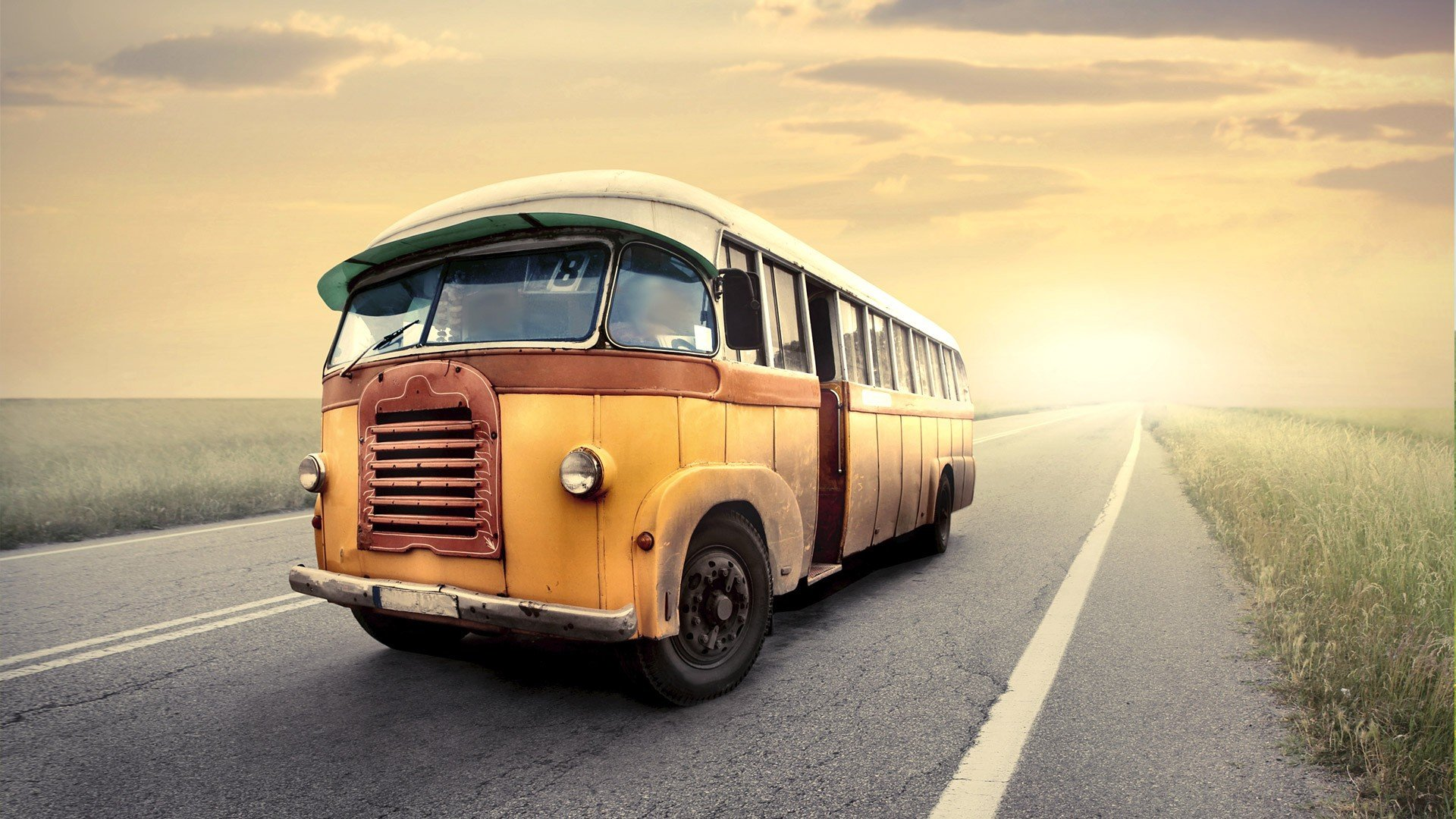 34 Bus HD Wallpapers Backgrounds 1920x1080