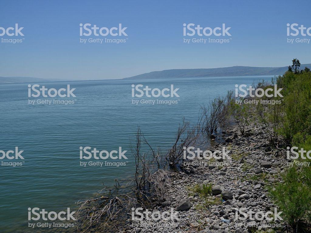 Sea Of Galilee Also Kinneret Lake Of Gennesaret Or Lake Tiberias 1024x768