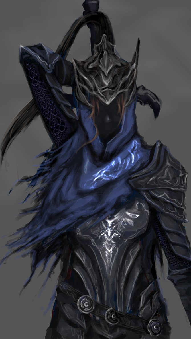 Free Download Dark Souls Knight Artorias And Sif Wallpaper Dark