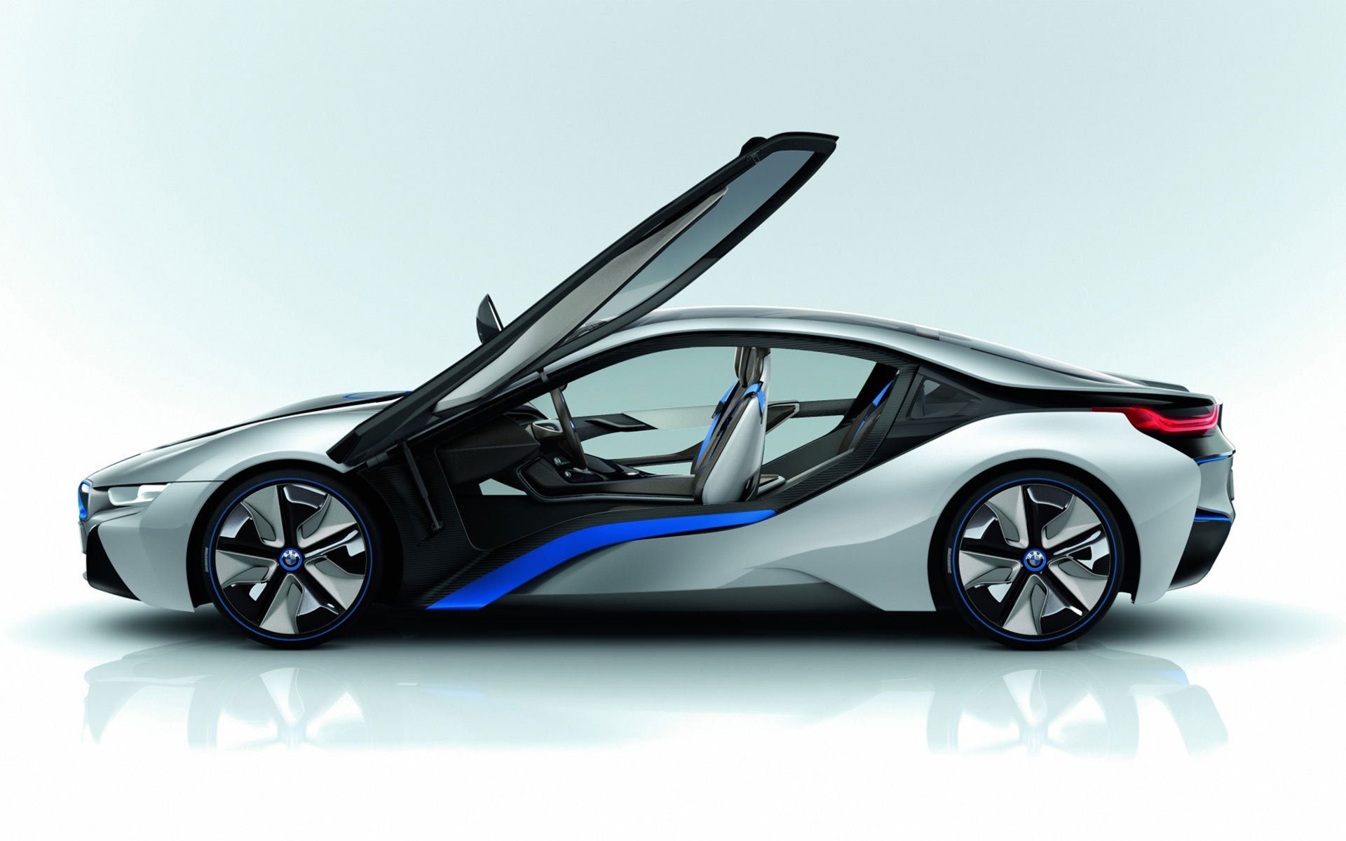 Bmw I8 Wallpaper Desktop Wallpapersafari