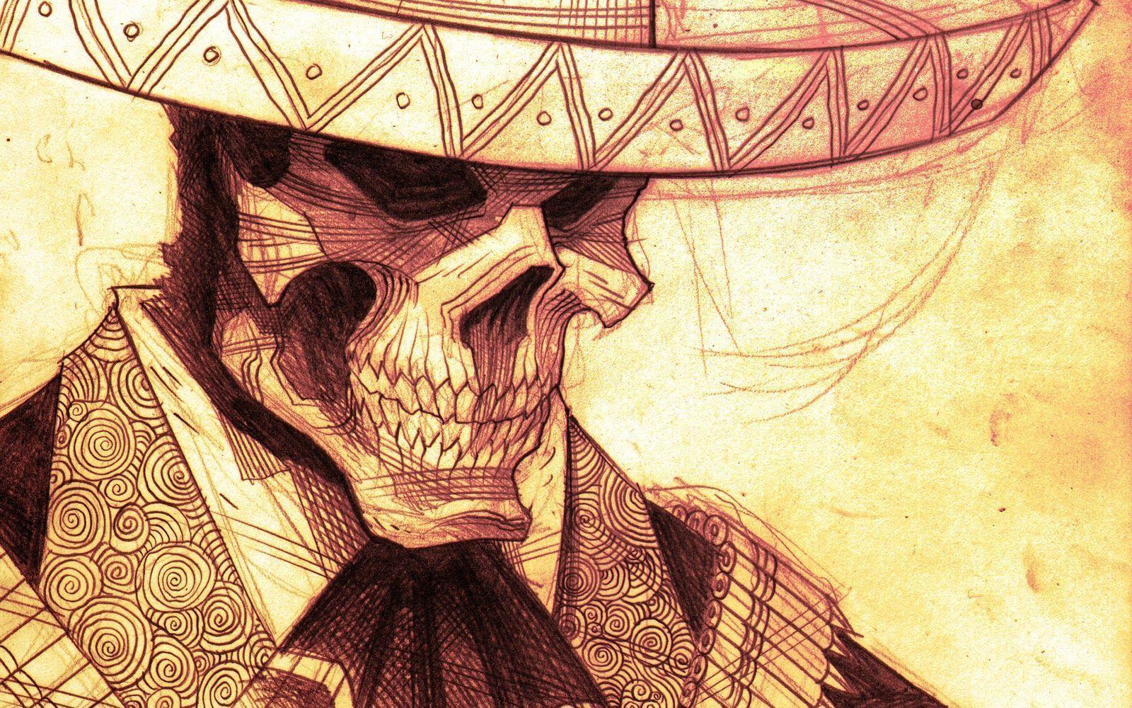 Cool Mexican Backgrounds 1600x1000