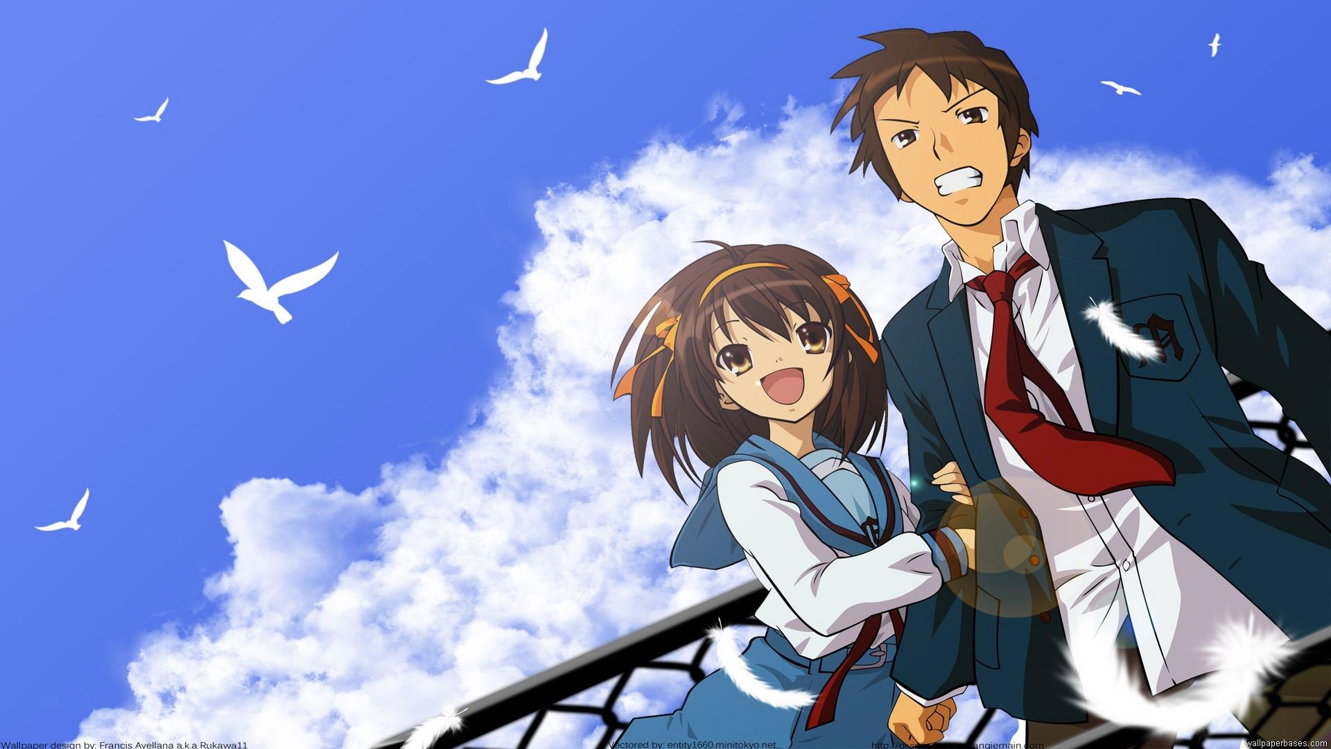 47+ Hd Anime Wallpapers 1080p on WallpaperSafari