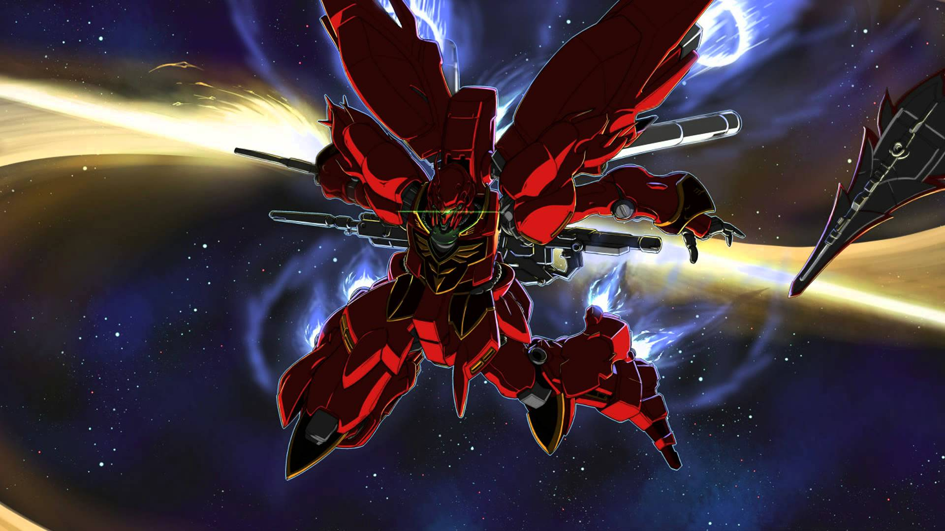 Sinanju   Gundam Unicorn OST 2   7 High Quality 1080p HD 1920x1080
