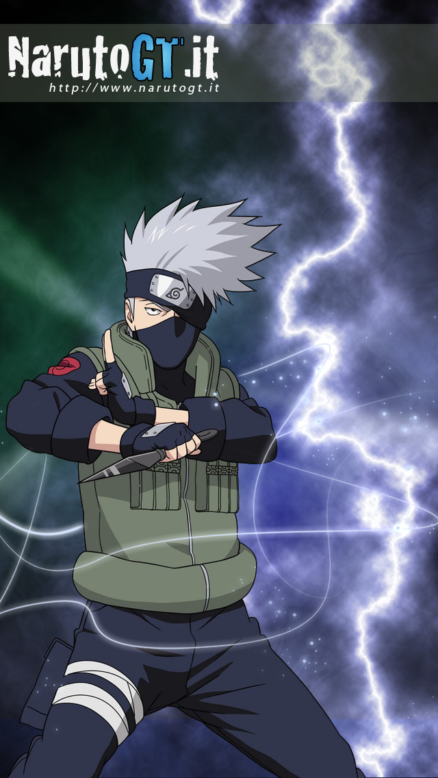 tags sfondo iphone5 kakashi 640x1136