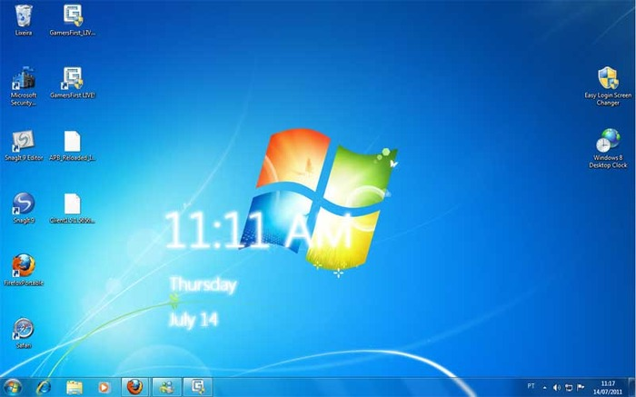 clock wallpaper for pc desktop   wwwwallpapers in hdcom 700x437