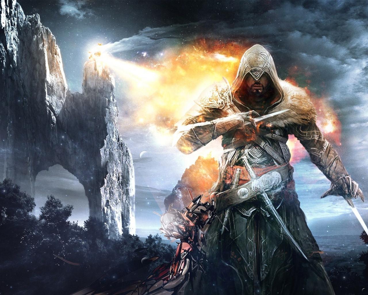 Assassins Creed Revelations HD wallpapers 11   1280x1024 Wallpaper 1280x1024