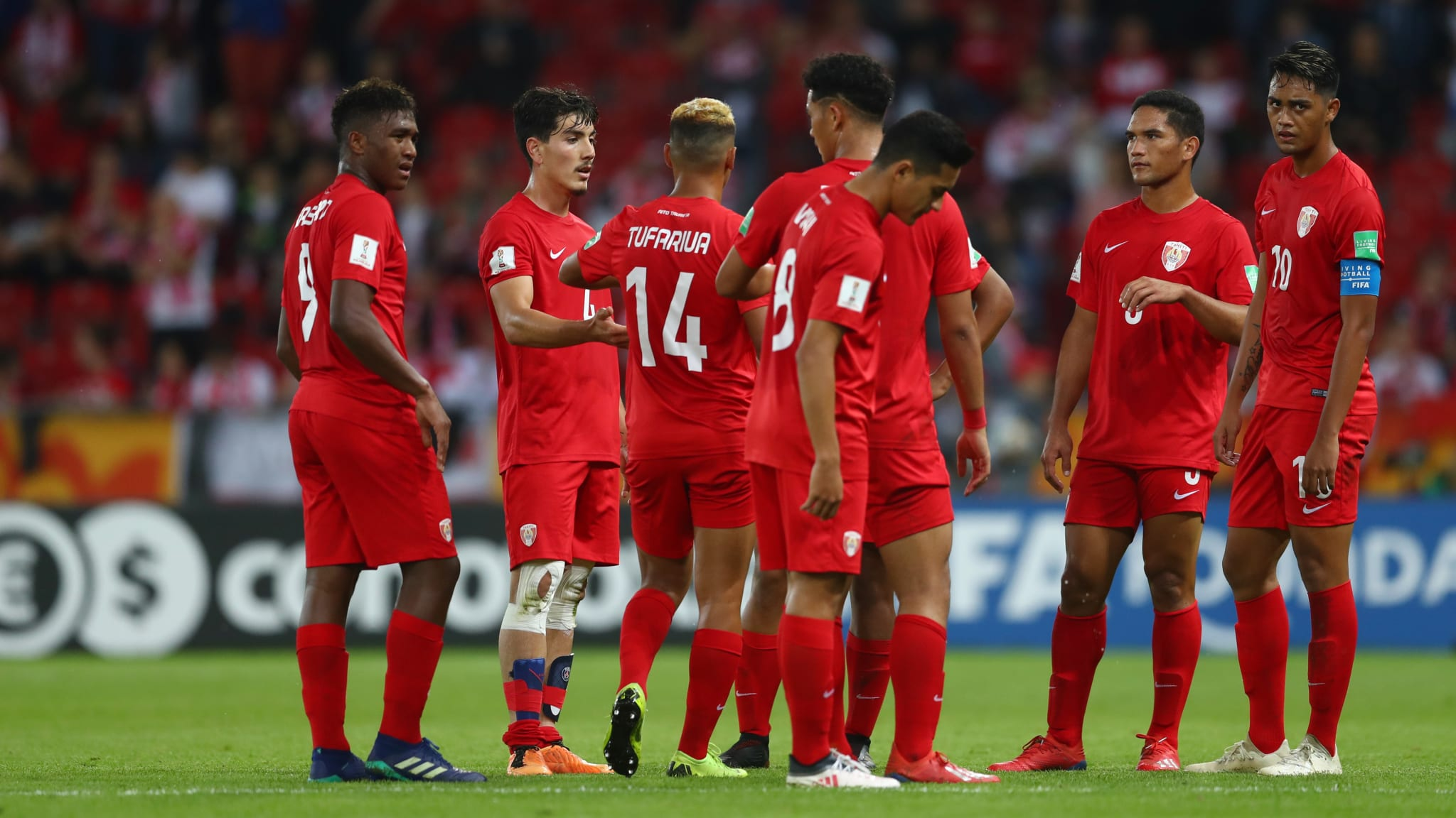 Tahiti suffer second defeat at U 20 World Cup Oceania Football 2048x1152