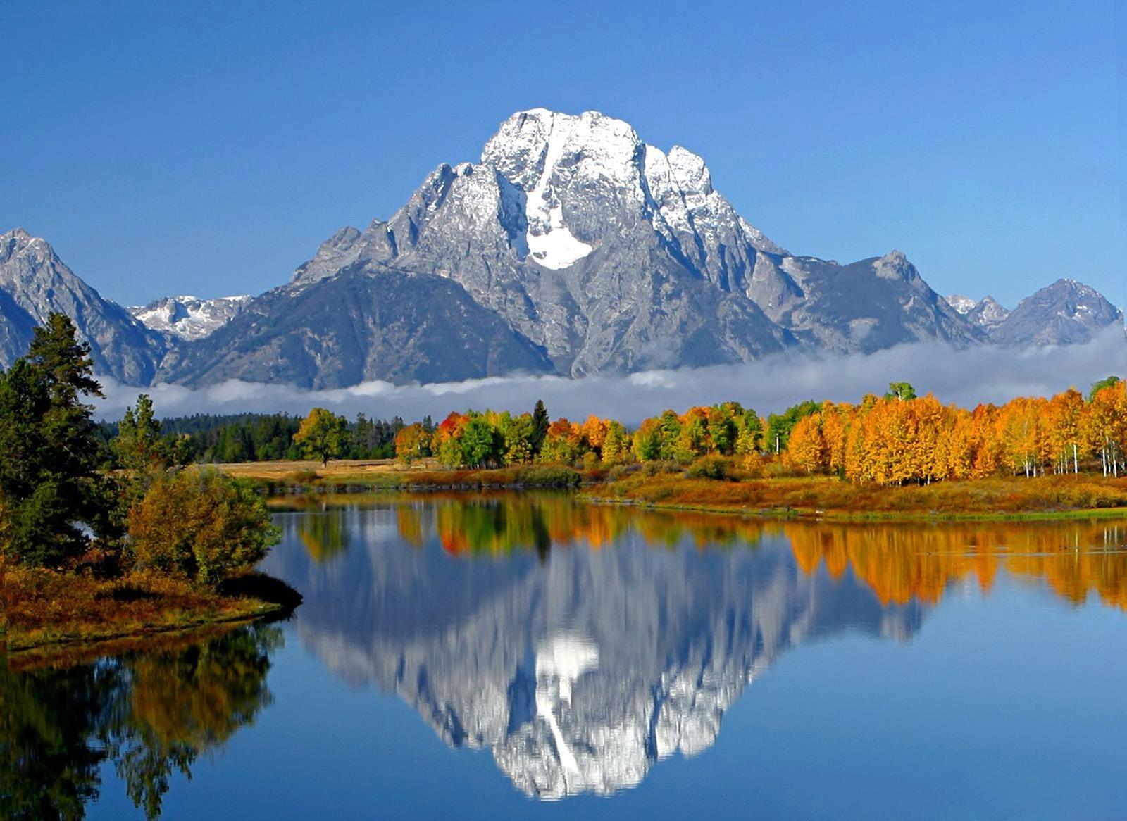 Free Mountain Autumn Wallpapers - WallpaperSafari