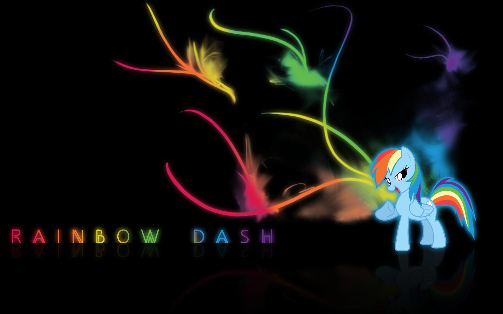 48 Mlp Rainbow Dash Wallpapers On Wallpapersafari