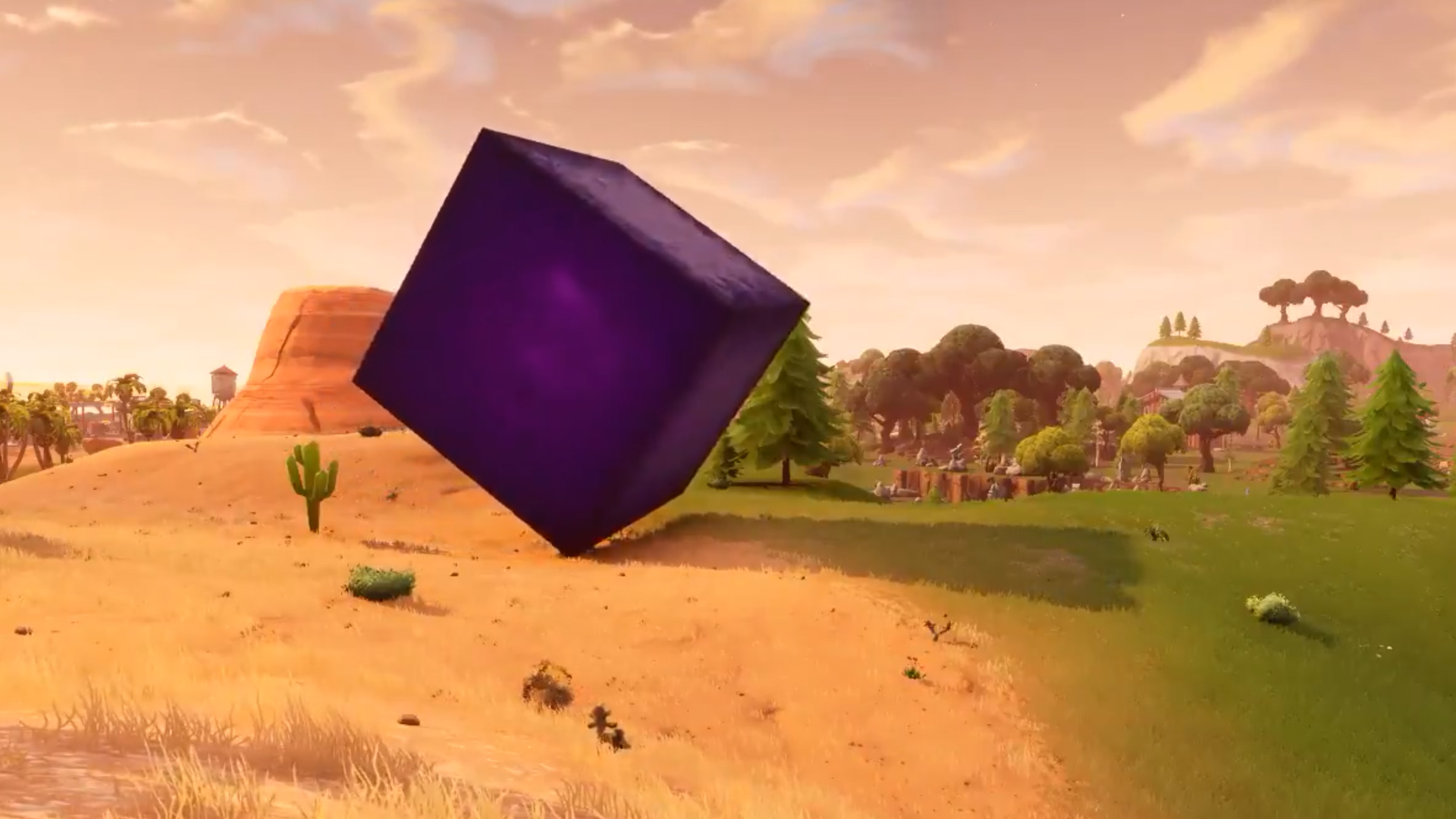 Download Players Have Figured Out The Fortnite Cube Mystery