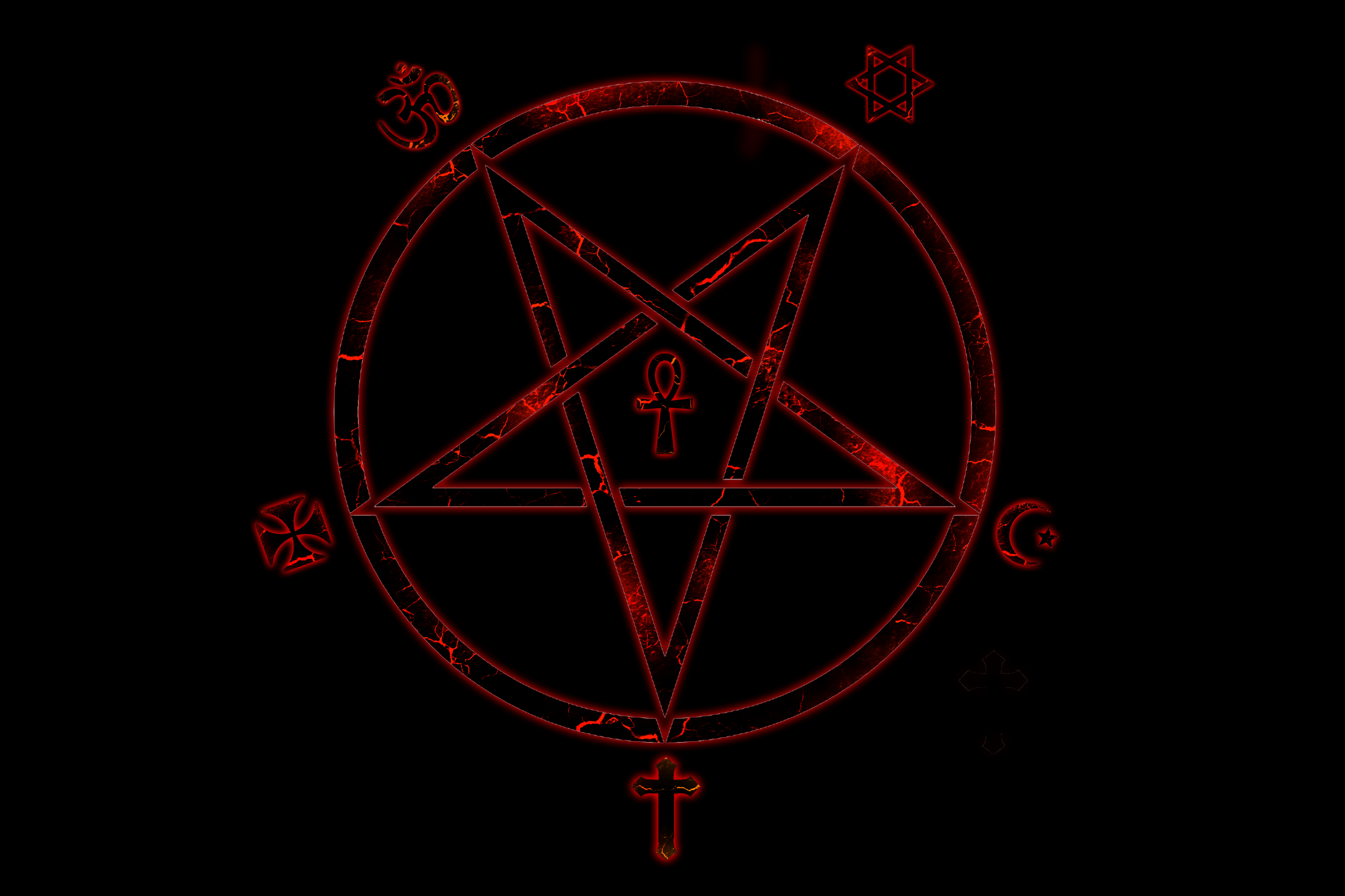 Pentagram Wallpaper   ForWallpapercom 3000x2000
