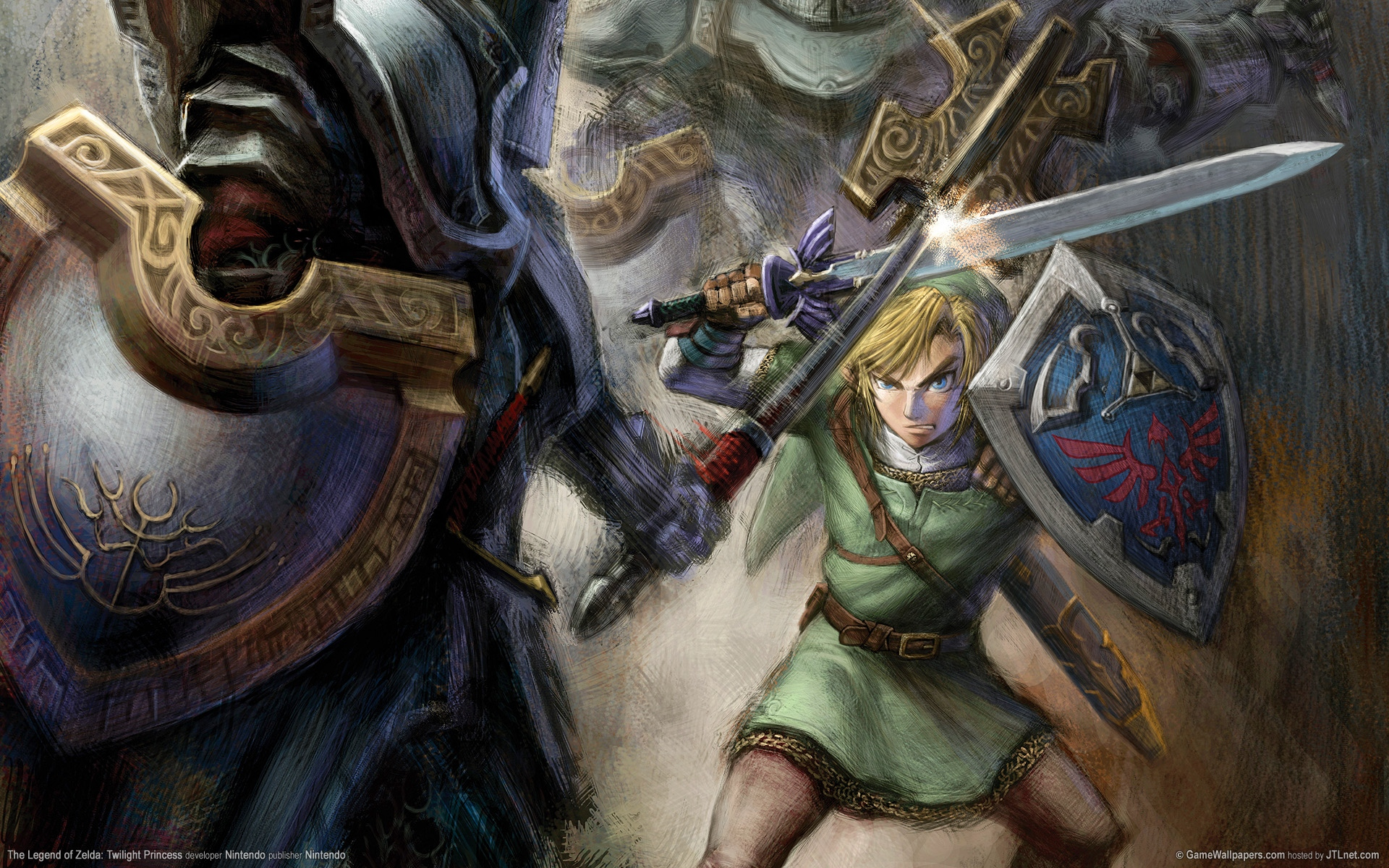 the legend of zelda twilight princess hd wallpapers skyward sword 1920x1200