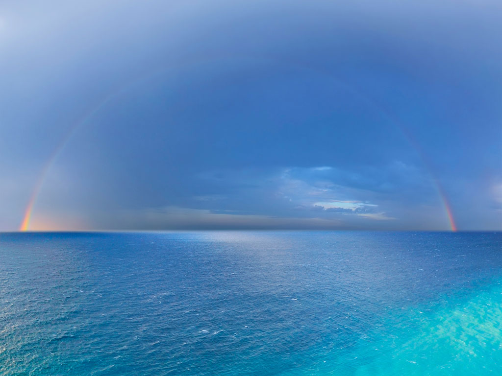 Blue Sea FREE WALLPAPERS 1024x768