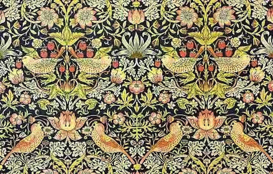 William Morris Wallpaper Patterns
