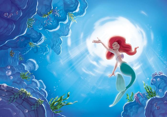Free Download Xl Ariel The Little Mermaid Wall Mural Wallpaper Disney 700x491 For Your Desktop Mobile Tablet Explore 46 Little Mermaid Wallpaper Mural Little Mermaid Wallpaper Mural Little Mermaid
