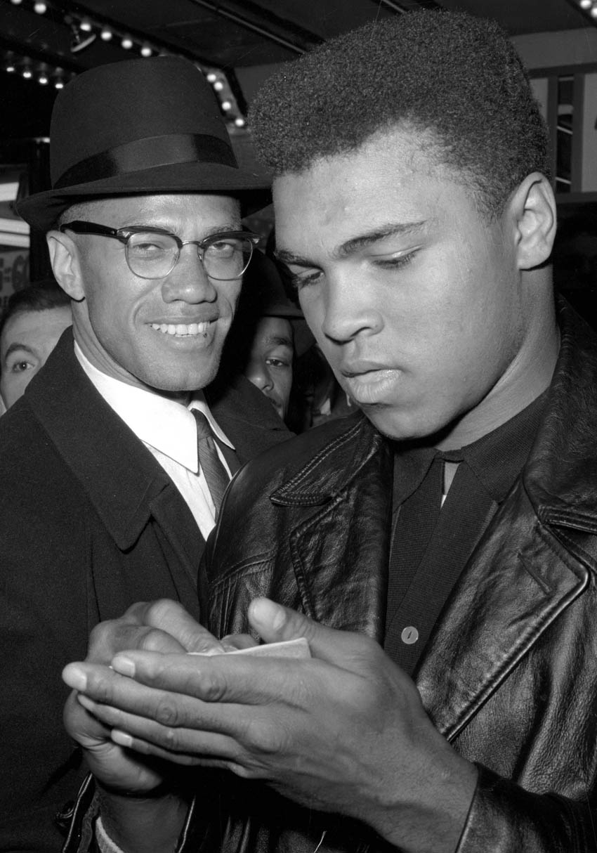 Free Download 10 Photos Of Muhammad Ali With Malcolm X Ilmfeed 850x1214 For Your Desktop Mobile Tablet Explore 47 Malcolm X Iphone Wallpaper Malcolm X Iphone Wallpaper Malcolm X