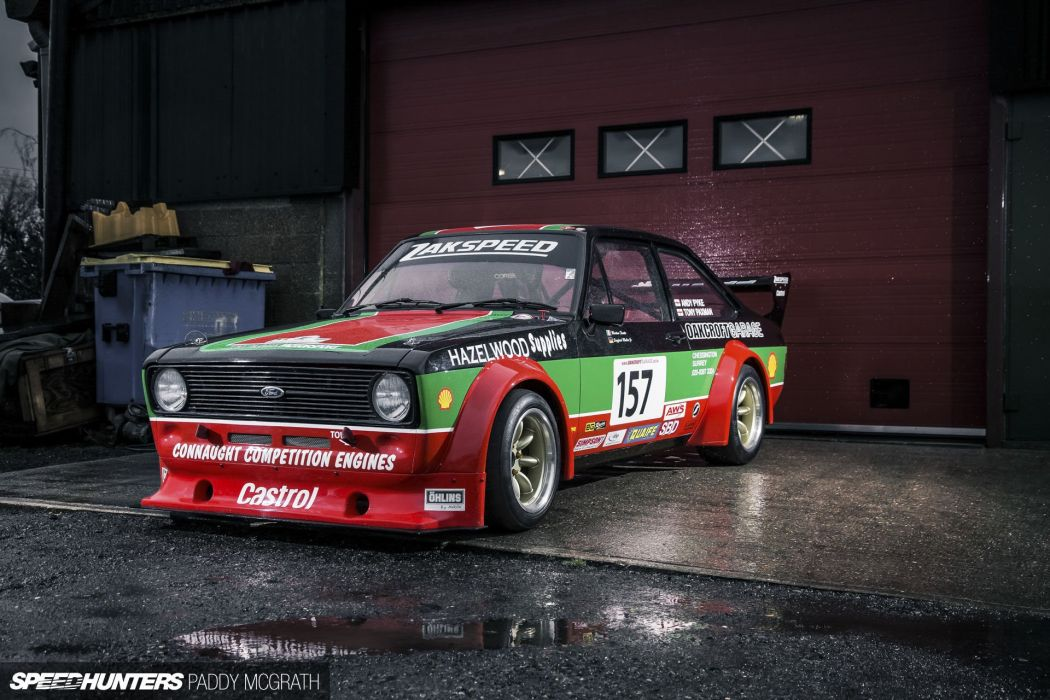 Ford Escort two door Mk2 race racing tuning e wallpaper 1050x700