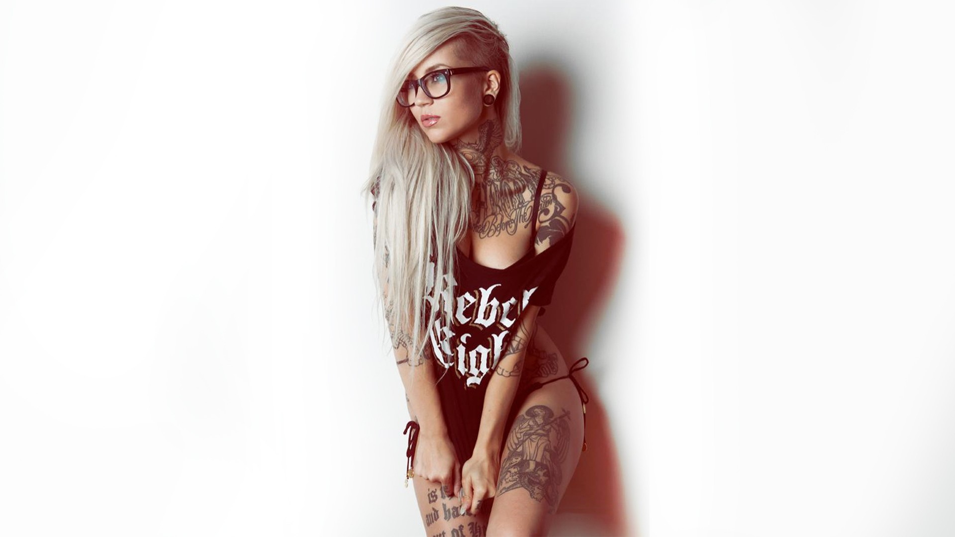 Free Download Tattooed Girls Wallpaper Sf Wallpaper