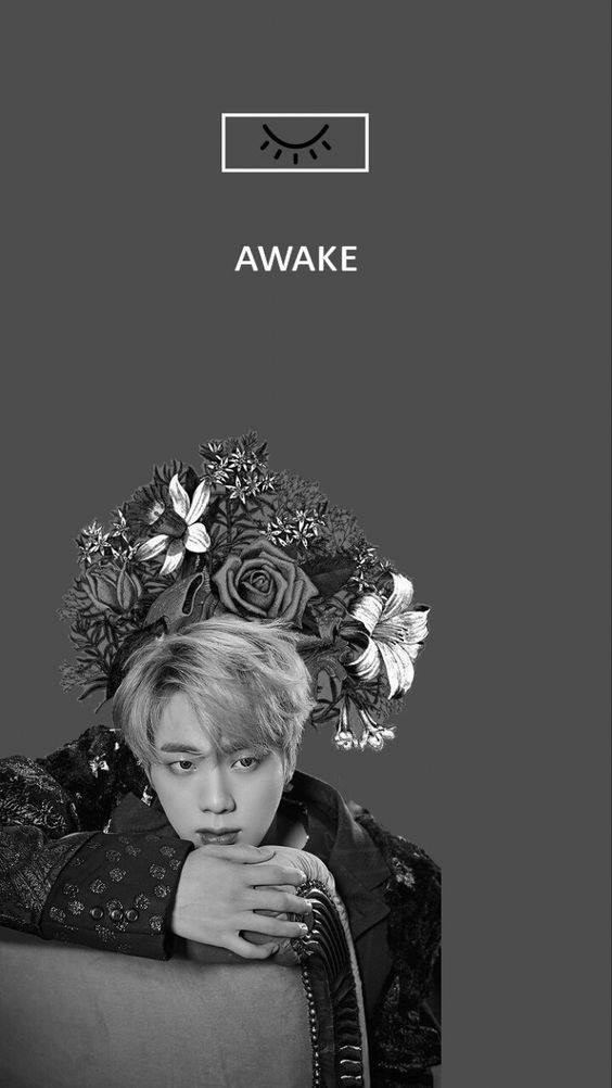 Jin Korea Pinterest BTS Bts wallpaper and Kpop 564x1002