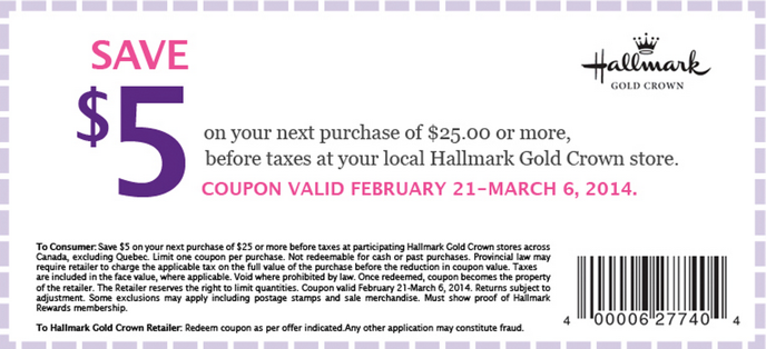 picture about Hallmark Printable Coupons referred to as No cost down load Hallmark Discount coupons Hallmark Printable Discount codes