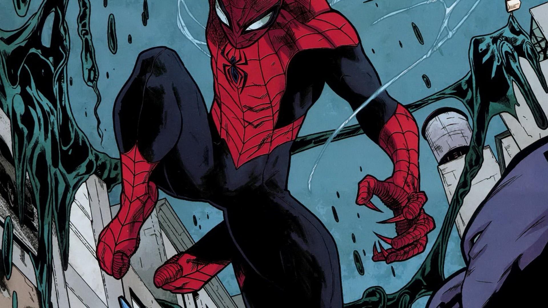 1920x1080px Spiderman Desktop Wallpaper Wallpapersafari