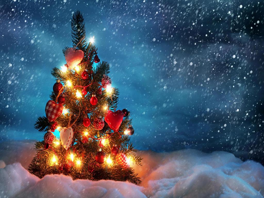 Animated Christmas Wallpaper For Ipad: Christmas Tree Wallpaper Free