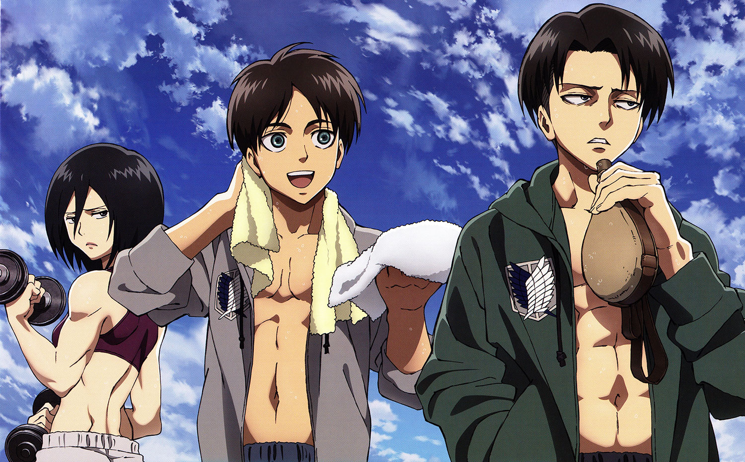 Shingeki no Kyojin Episode 22   Pain   Entravity 1500x932
