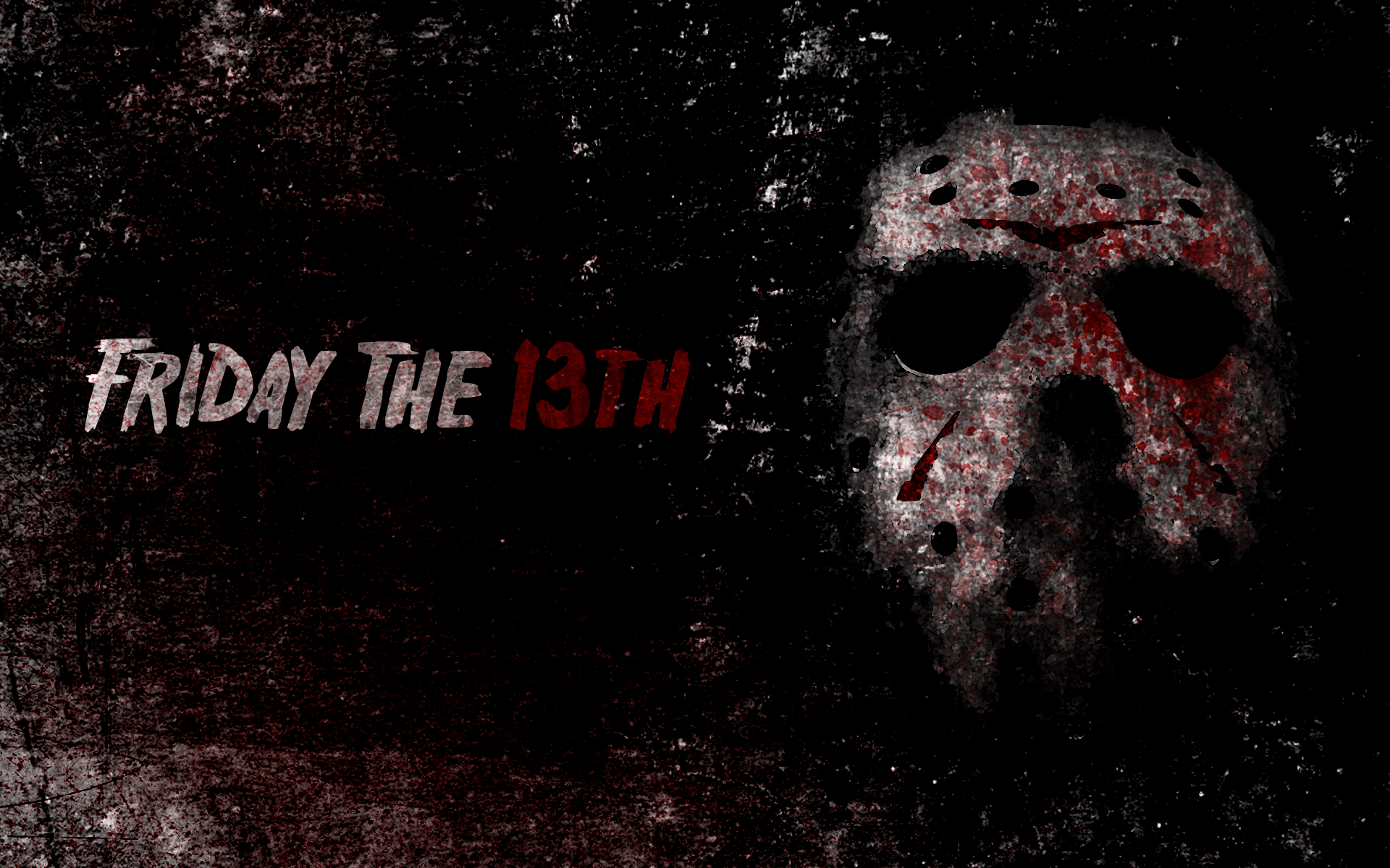 Friday The 13th The Game Wallpaper: Friday 13 Wallpaper