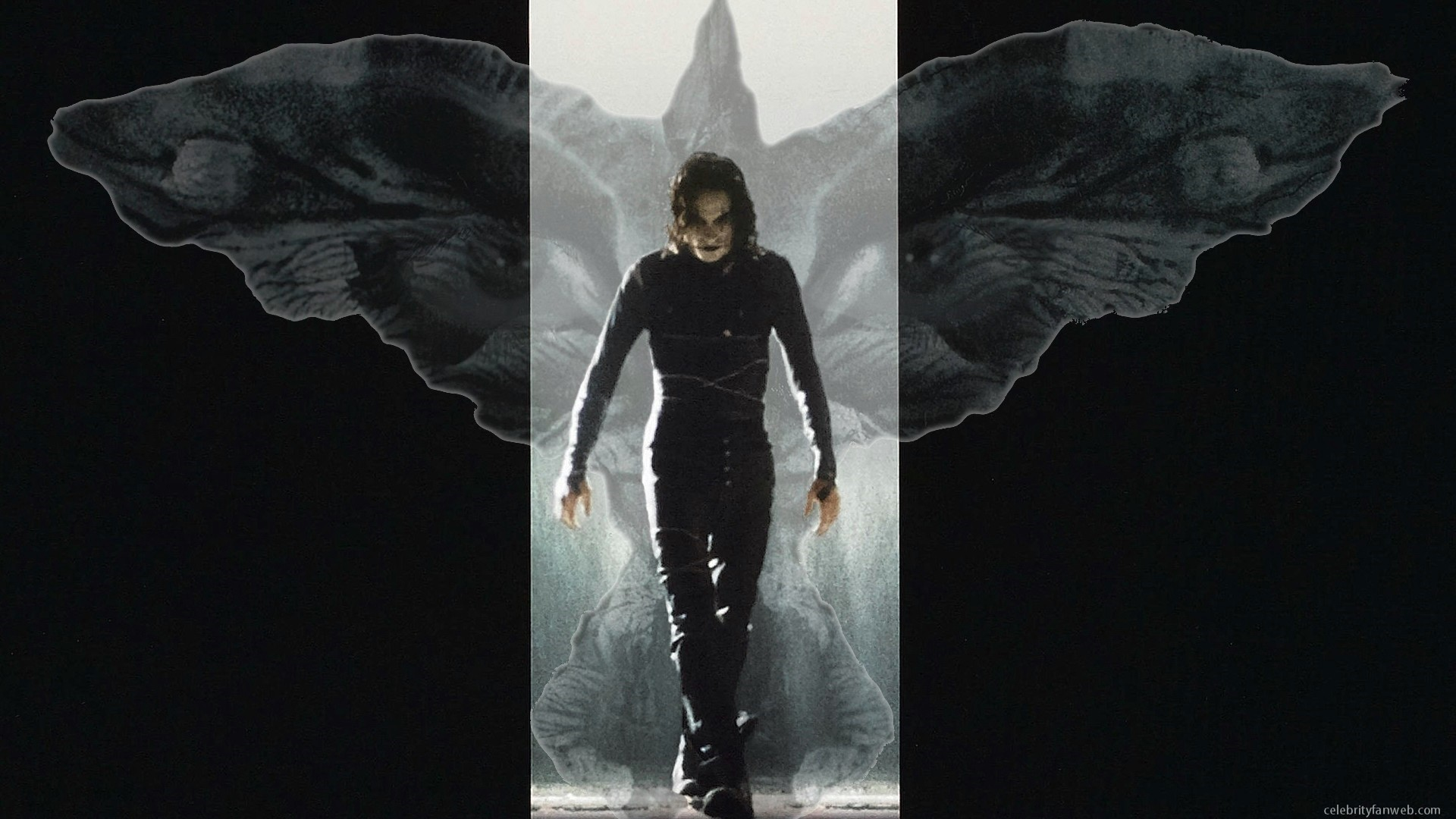 The crow wallpapers wallpapersafari - The crow wallpaper ...
