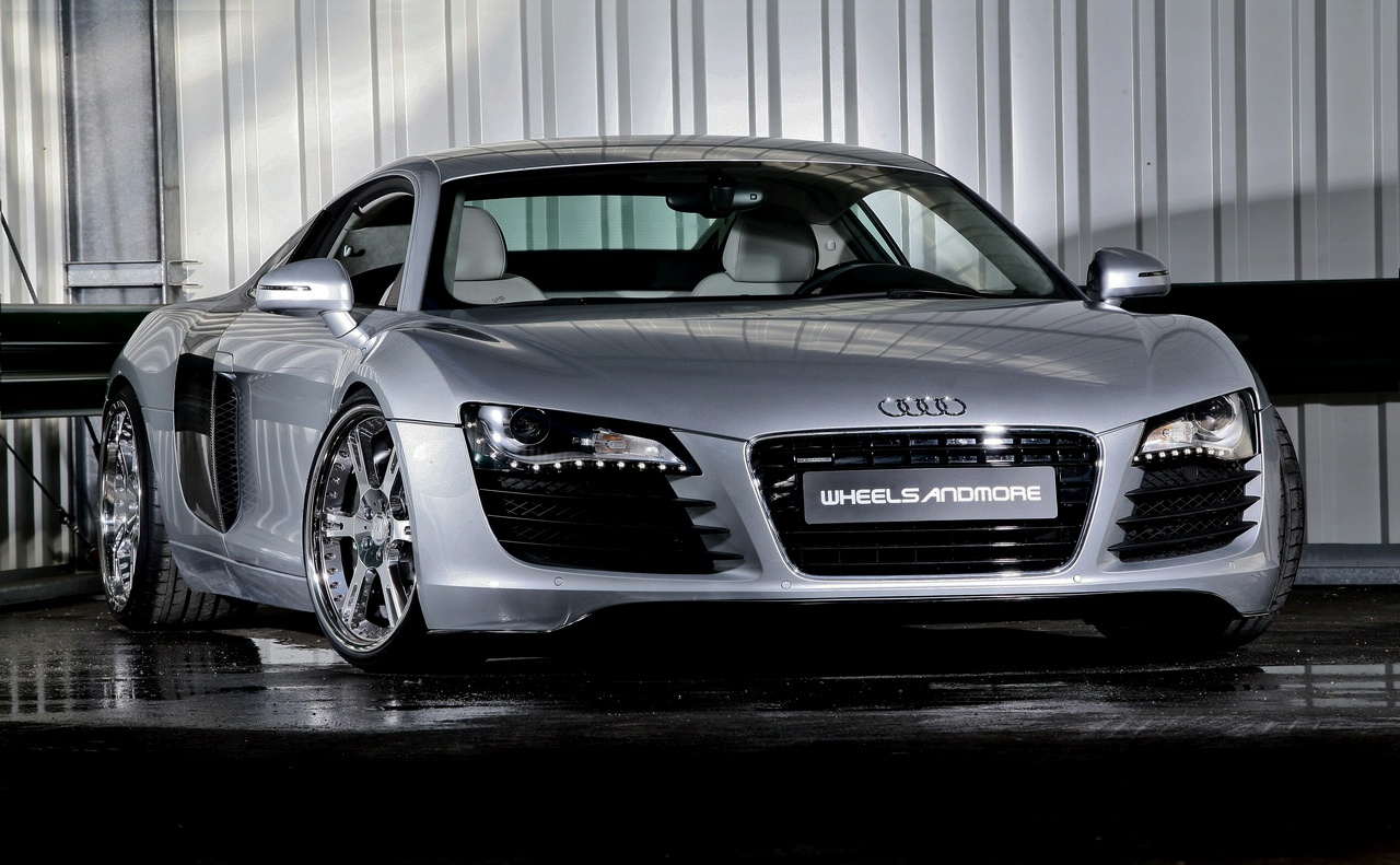 Audi r8 HD Wallpaper Download 1280x791