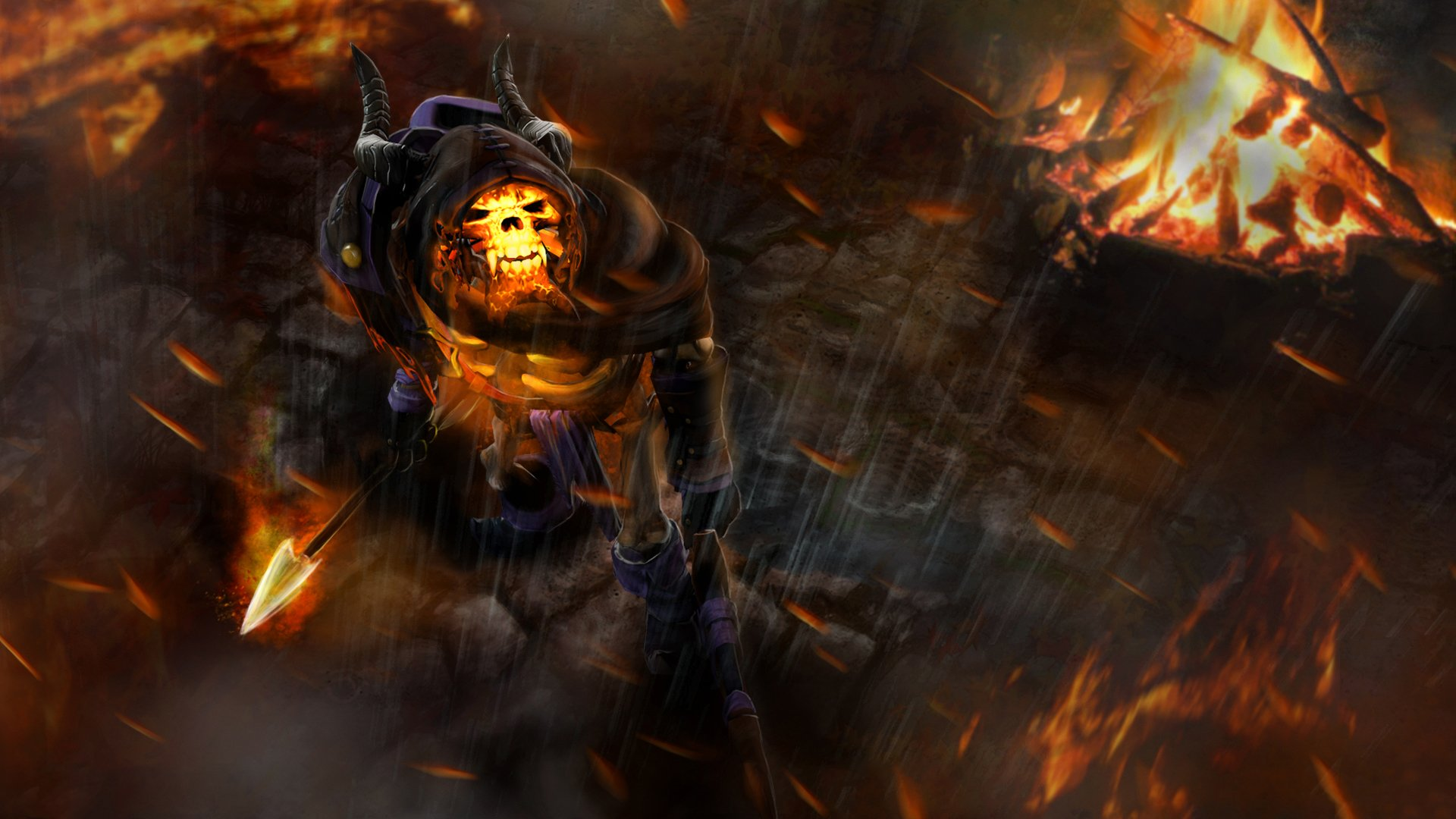 4 Clinkz DotA 2 HD Wallpapers Background Images 1920x1080
