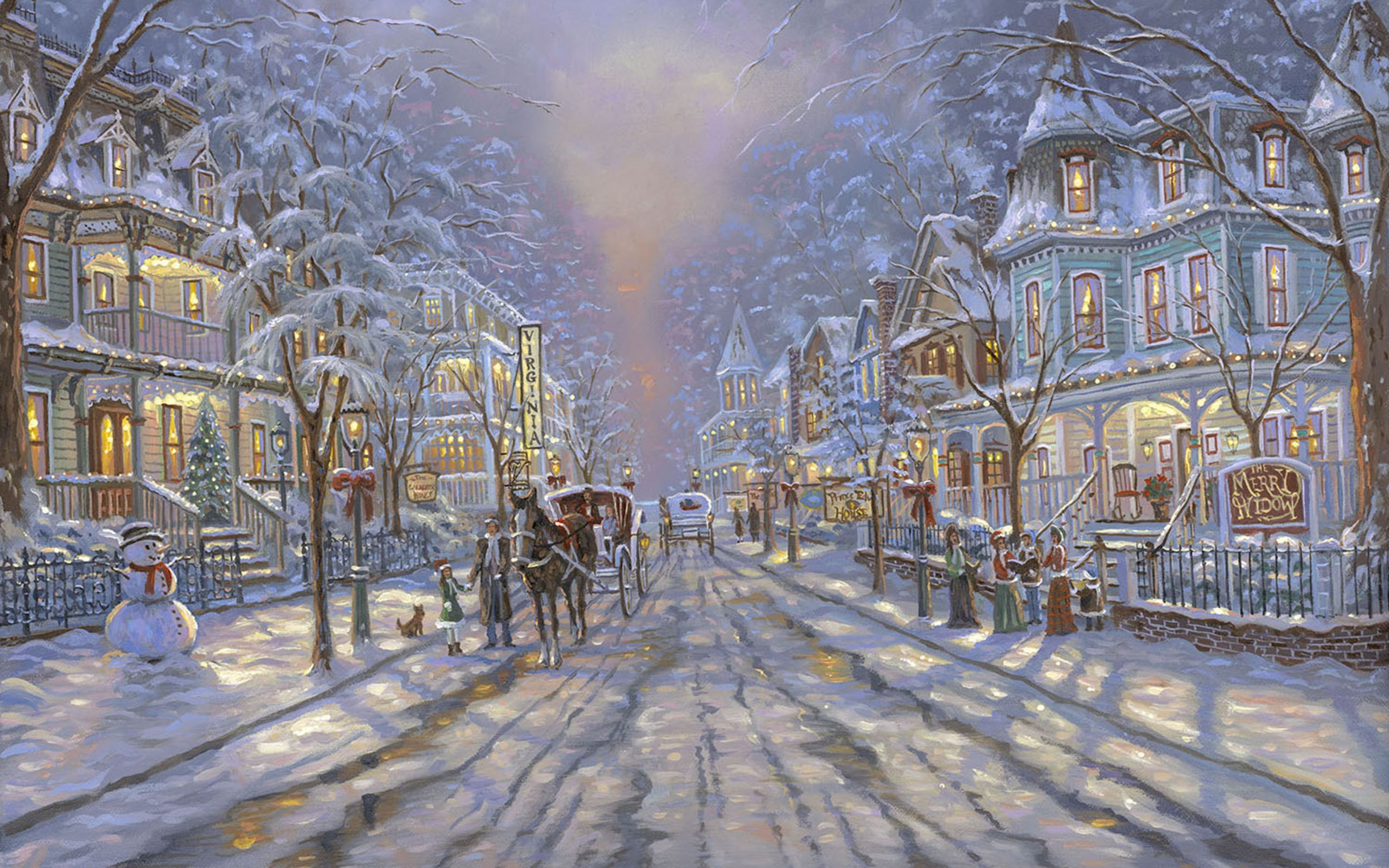 45 Cape May Christmas Wallpapers   Download at WallpaperBro 2560x1600