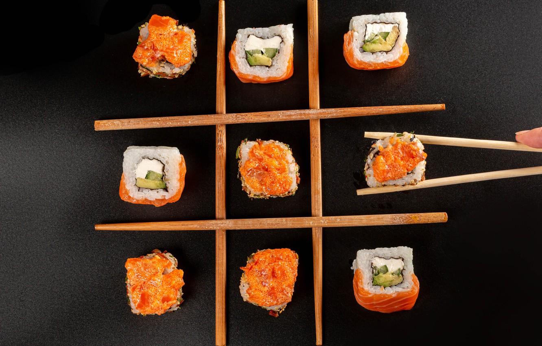 Wallpaper background sticks sushi images for desktop section 1332x850