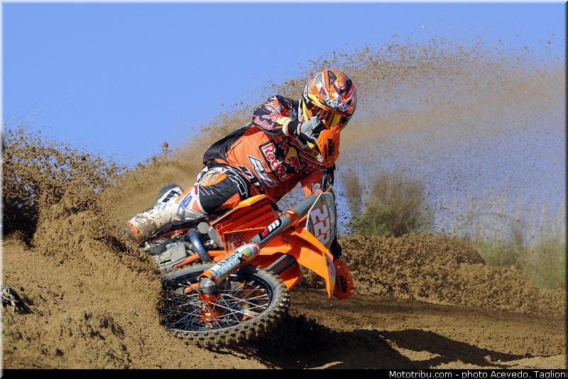 Mototribu   Motocross 2013 Team KTM MX1 et MX2 800x534